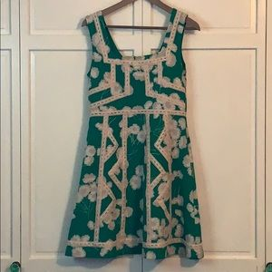 Maeve Anthropologie Summer Dress Size 10.